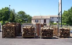 Bois de chauffage Avignon - Provence-Expo-Bois à Vedène.