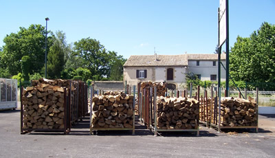 Bois de chauffage Vaucluse (84), Gard (30), Drôme (26), Bouches du rhône (13).